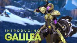 Galilea Skill Overview - Battleborn