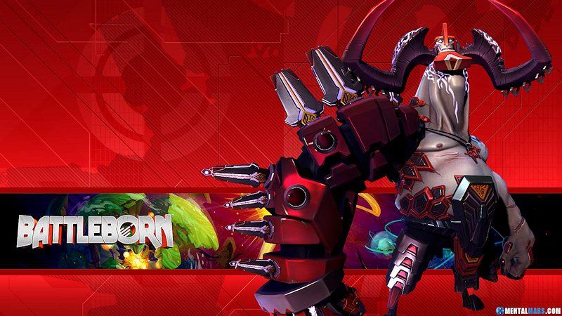 Battleborn Hero Wallpaper - Attikus