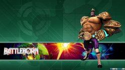 Battleborn Hero Wallpaper - El Dragon