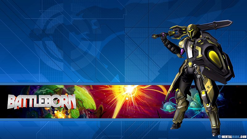 Battleborn Hero Wallpaper - Galilea