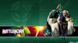 Battleborn Hero Wallpaper - Kleese
