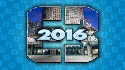 E3 2016 blog