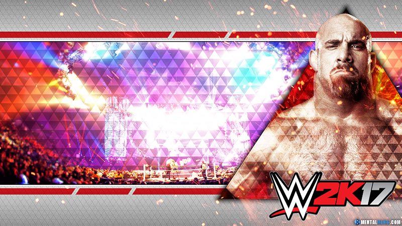 WWE 2K17 Wallpaper Goldberg