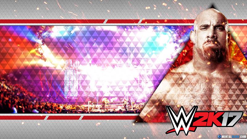 WWE 2K17 Wallpaper (Goldberg)