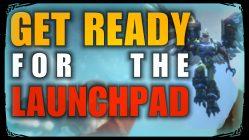 Battleborn LaunchPad Animations