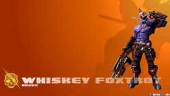 Battleborn Cool Wallpaper - Whiskey Foxtrot