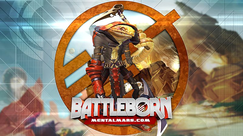 Battleborn Legends Wallpaper - Pendles