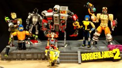 Borderlands 2 Lego - Vault Hunters