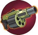Ernest Weapon - UPR-G73 Grenade Launcher