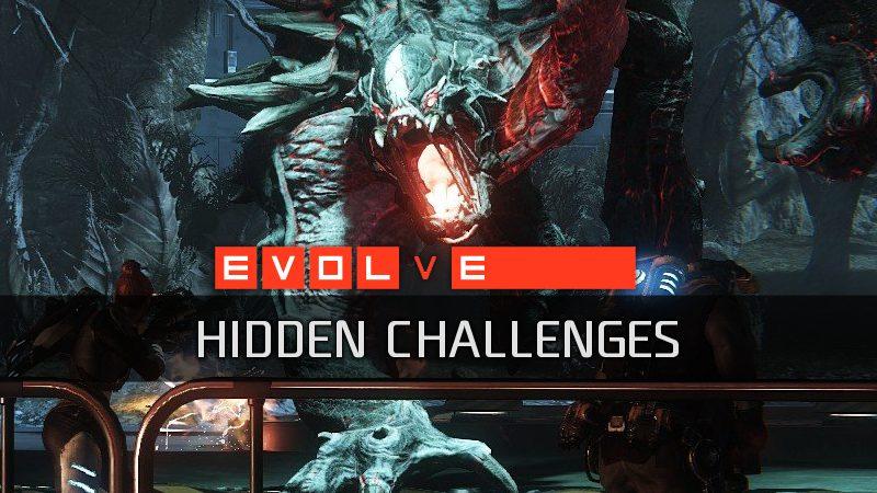 Evolve Hidden Challenges