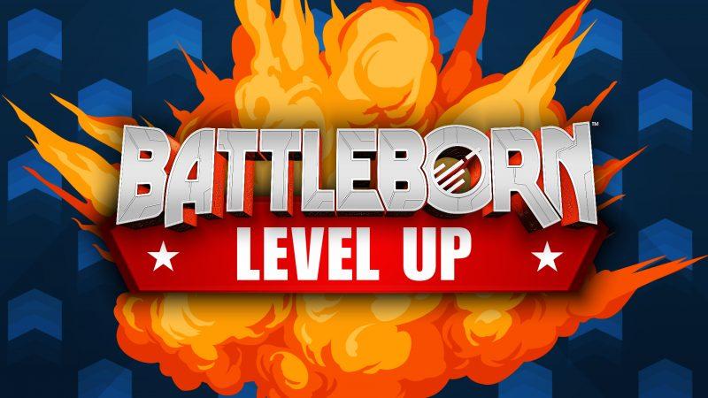 Battleborn Level Up