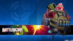 Battleborn Hero Wallpaper - Ernest
