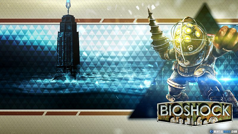 Bioshock Wallpaper » MentalMars