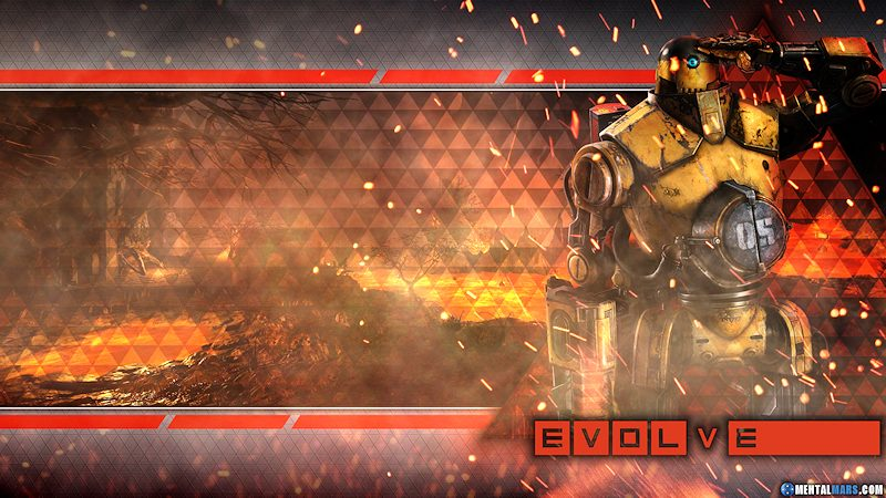 Evolve Wallpaper - Bucket