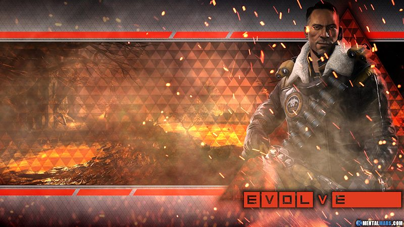 Evolve Wallpaper - Cabot