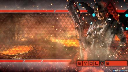 Evolve Wallpaper - Ciara