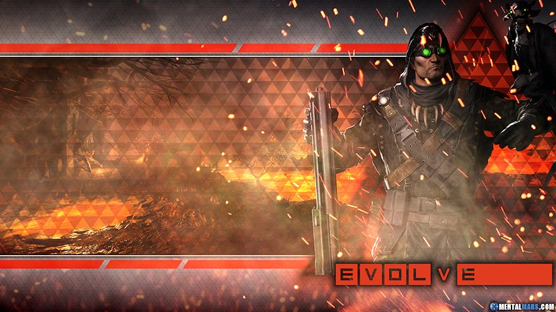 Evolve Wallpaper - Crow