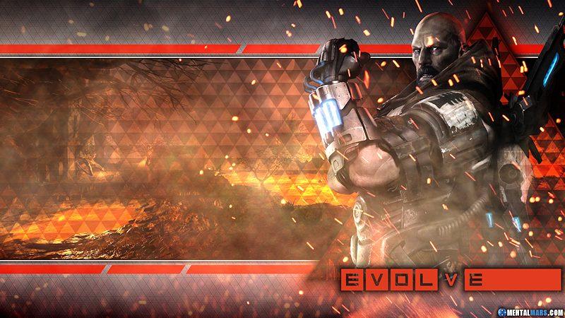 Evolve Wallpaper - Lazarus