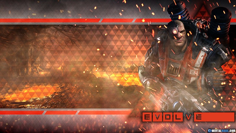 Evolve Wallpaper - Markov