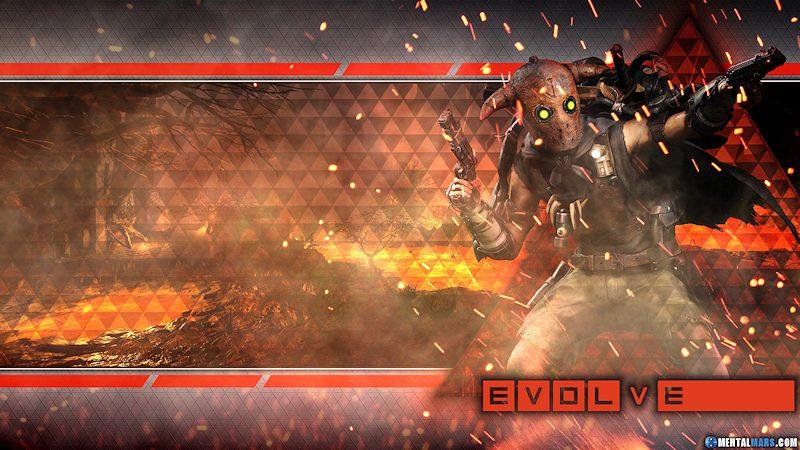 Evolve Wallpaper - Scrap