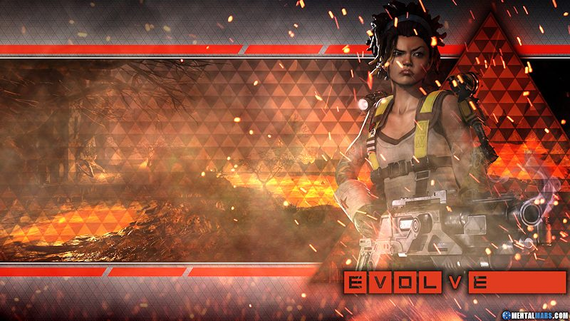 Evolve Wallpaper - Sunny