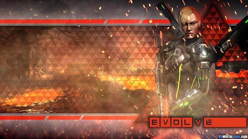 Evolve Wallpaper - Val Rogue