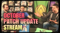 october patch update stream