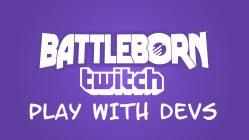 Play With Devs - Battleborn