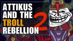 attikus and the minion rebellion - battleborn
