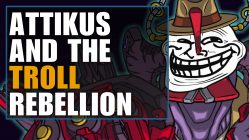 attikus and the troll rebellion