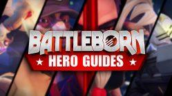 battleborn hero guides