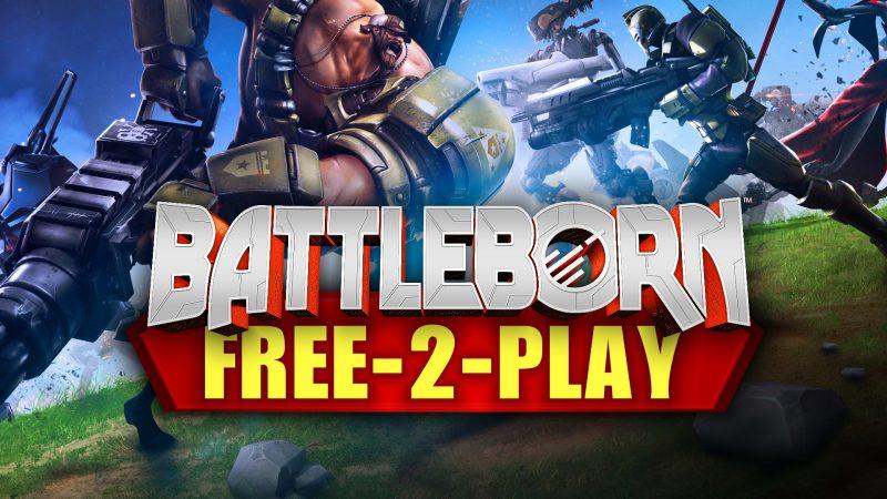 battleborn free to play