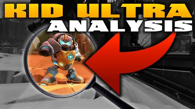 kid ultra stream analysis - battleborn