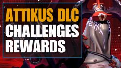 attikus challenges & rewards - battleborn