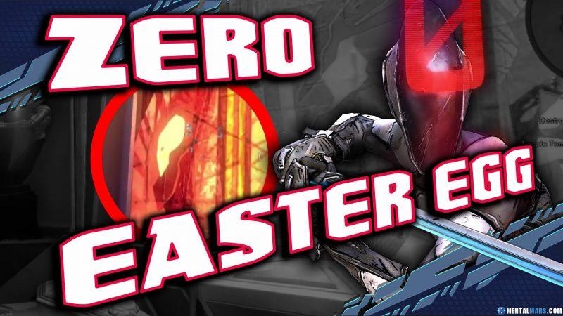 Borderlands Zero Easter Egg in Battleborn