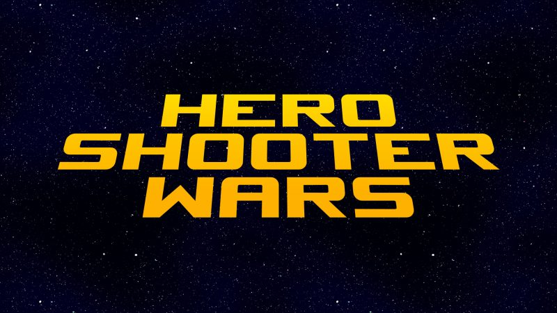 hero shooter wars