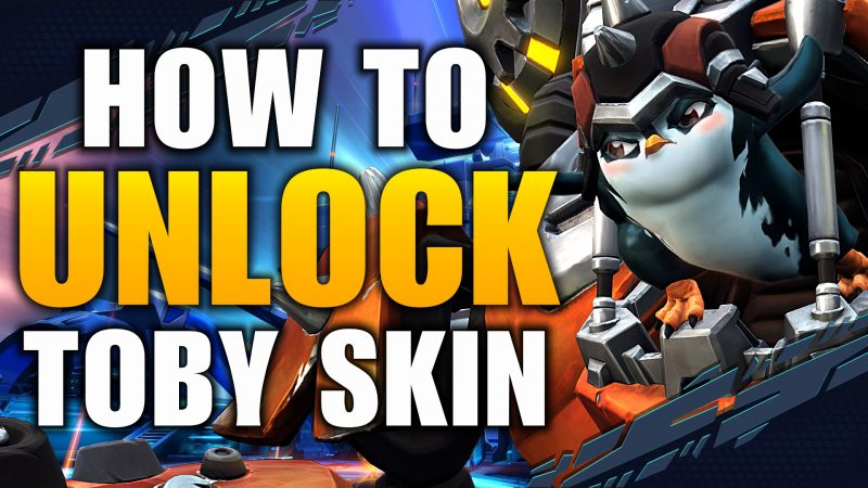 How to Unlock Toby's Secret Skin - Battleborn