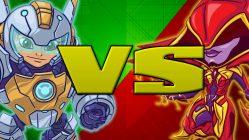 kid ultra versus aria 100 OPS Points Battleborn
