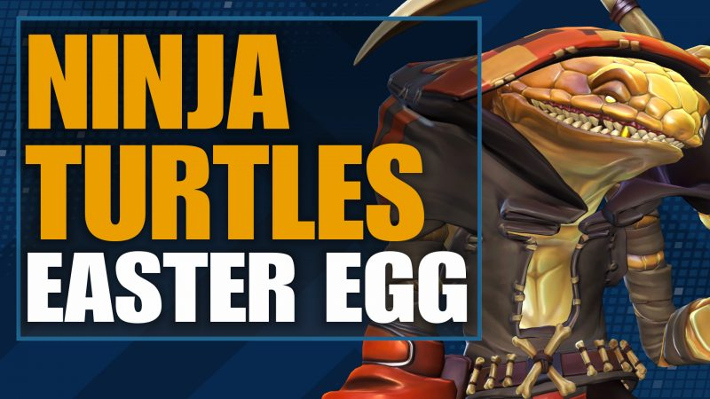tmnt easter egg battleborn