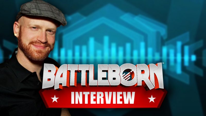 Battleborn Music Interview