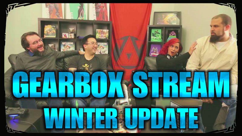 Battleborn Winter Update Live Stream