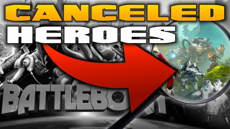 canceled battleborn heroes missing in action