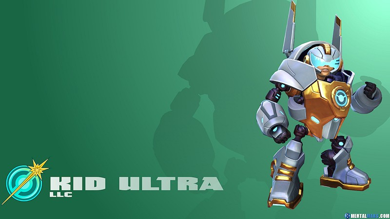 Battleborn Cool Wallpaper - Kid Ultra
