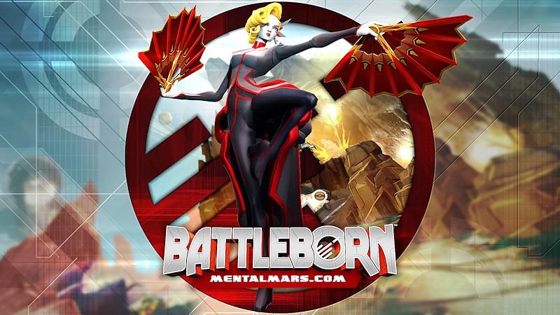 Battleborn Legends Wallpaper - Deande