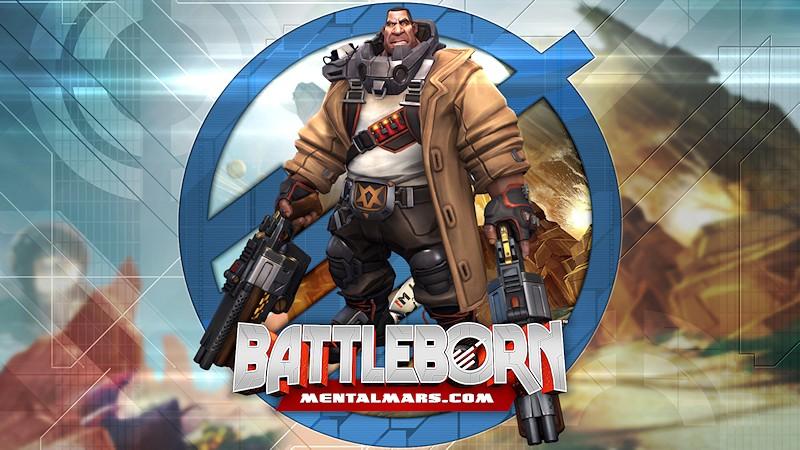 Battleborn Legends Wallpaper - Ghalt