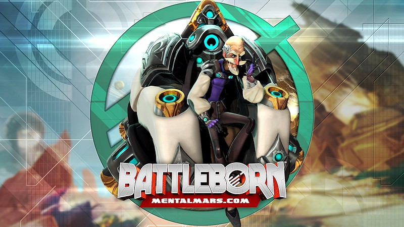 Battleborn Legends Wallpaper - Kleese