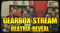 Beatrix Reveal Stream - Battleborn