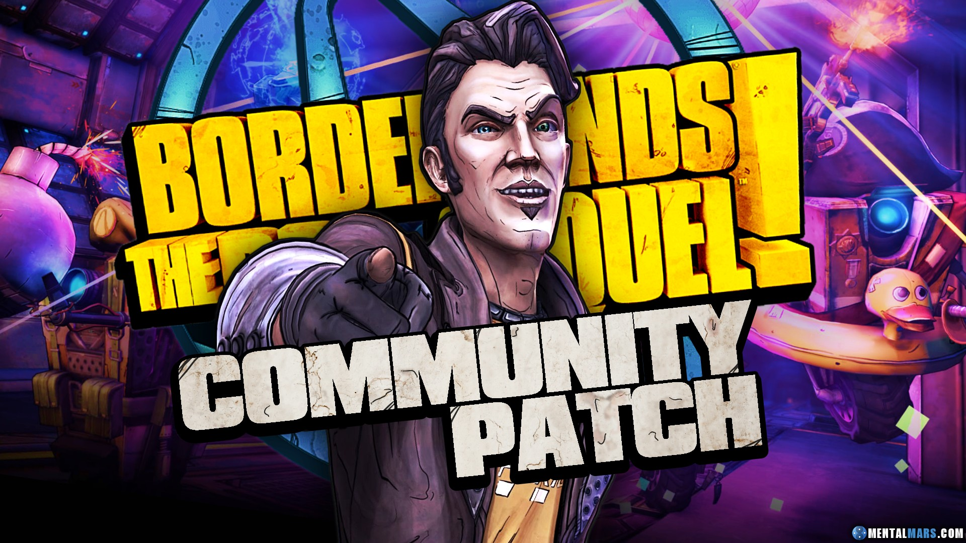 Borderlands The Pre-Sequel Community Patch 2 2 » MentalMars