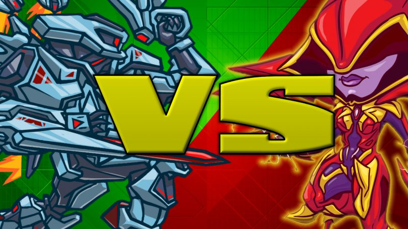 Caldarius vs Aria (100 OPS Points) - Battleborn Gameplay Highlight