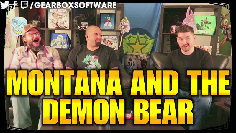 Montana and the Demon Bear Live Stream